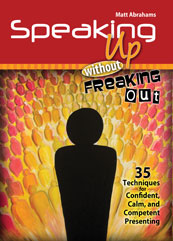 Speaking Up Without Freaking Out Book Cover